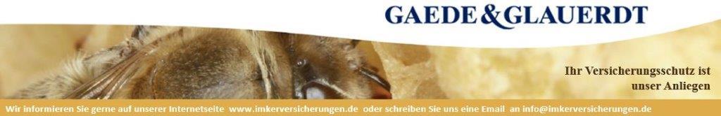 Gaede & Glauerdt Imkerversicherungen